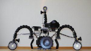 Macrolens mounted (+10)